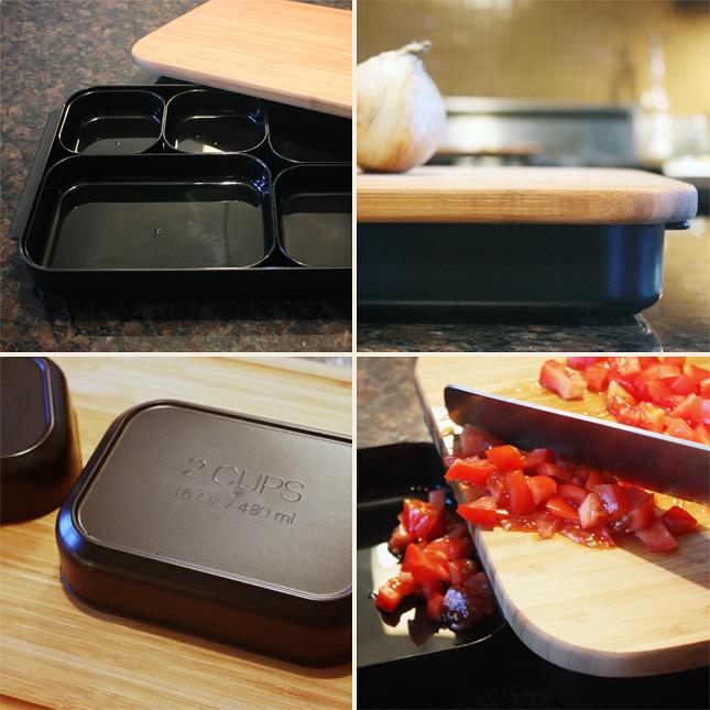 Testing Umbra's Bento Cup & Prep Set // FoodNouveau.com