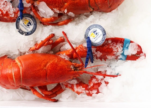It's lobster season! // FoodNouveau.com