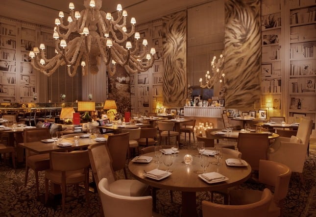 The dining room at The Bazaar by José Andrés, Miami Beach // FoodNouveau.com
