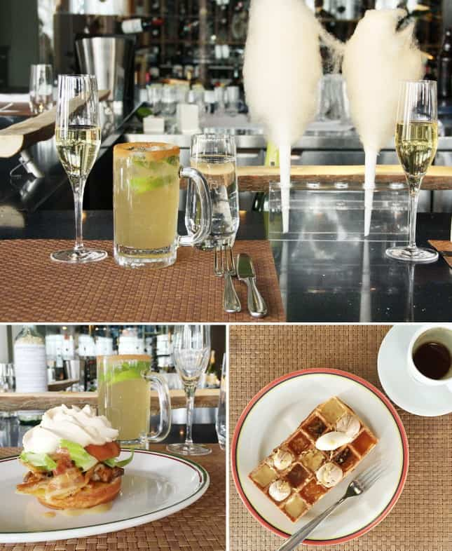 Highlights of the Laurie-Raphaël sugar shack brunch menu // FoodNouveau.com
