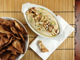 White Bean Spread with Rosemary and Toasted Almonds