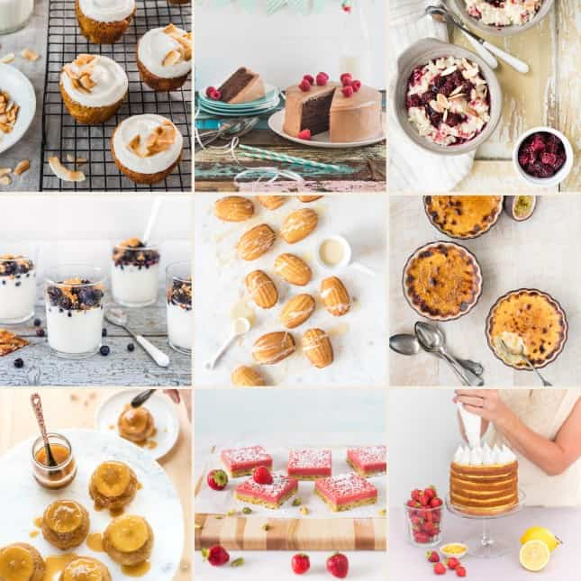 Sweet Spot: Modern, Better-for-You Dessert Recipes, with
