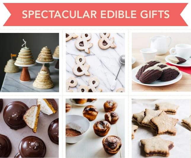 Spectacular Edible Gifts // FoodNouveau.com