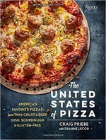 The United States of Pizza // FoodNouveau.com