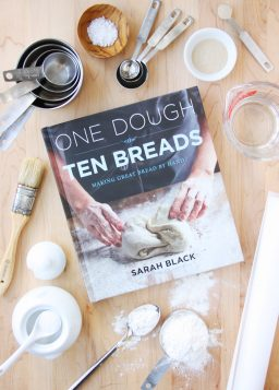 Book Giveaway / One Dough, Ten Breads: Making Great Bread by Hand