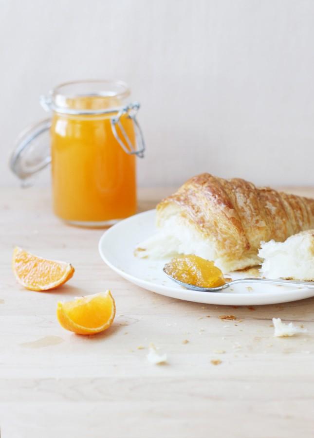 Clementine Jelly // FoodNouveau.com