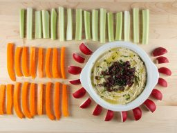 Easy One-Step Hummus