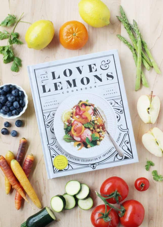 Book Giveaway: The Love & Lemons Cookbook // FoodNouveau.com