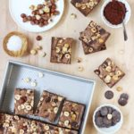 Textbook Fudgy Brownies // FoodNouveau.com