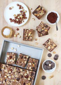 Perfect Fudgy Brownies // FoodNouveau.com