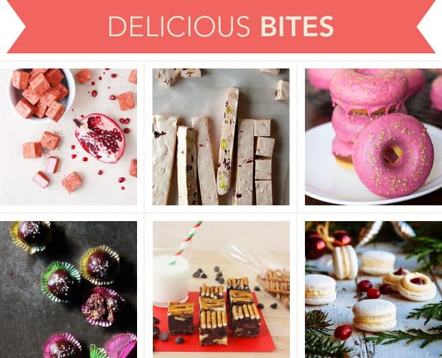 Holiday-worthy recipes to make delicious bites with cranberries // FoodNouveau.com