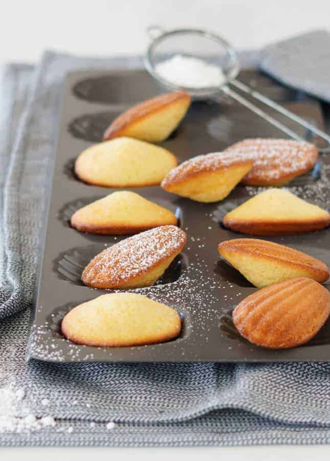 How to Make Perfect Madeleines // FoodNouveau.com