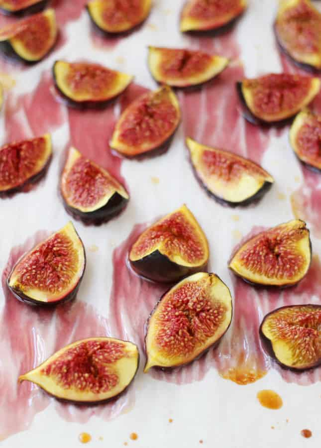 Maple-Roasted Figs // FoodNouveau.com
