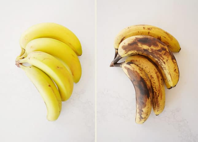 How to know if bananas are ripe enough to make perfect banana bread // FoodNouveau.com
