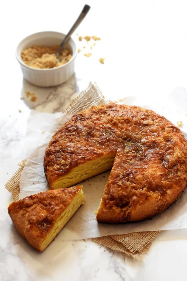 Sugar Pie from Hauts-de-France, by Pardon Your French // FoodNouveau.com