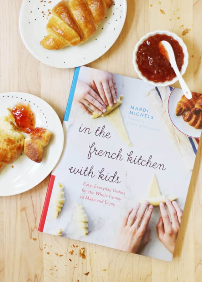 In the French Kitchen with Kids, a cookbook by Mardi Michels // FoodNouveau.com