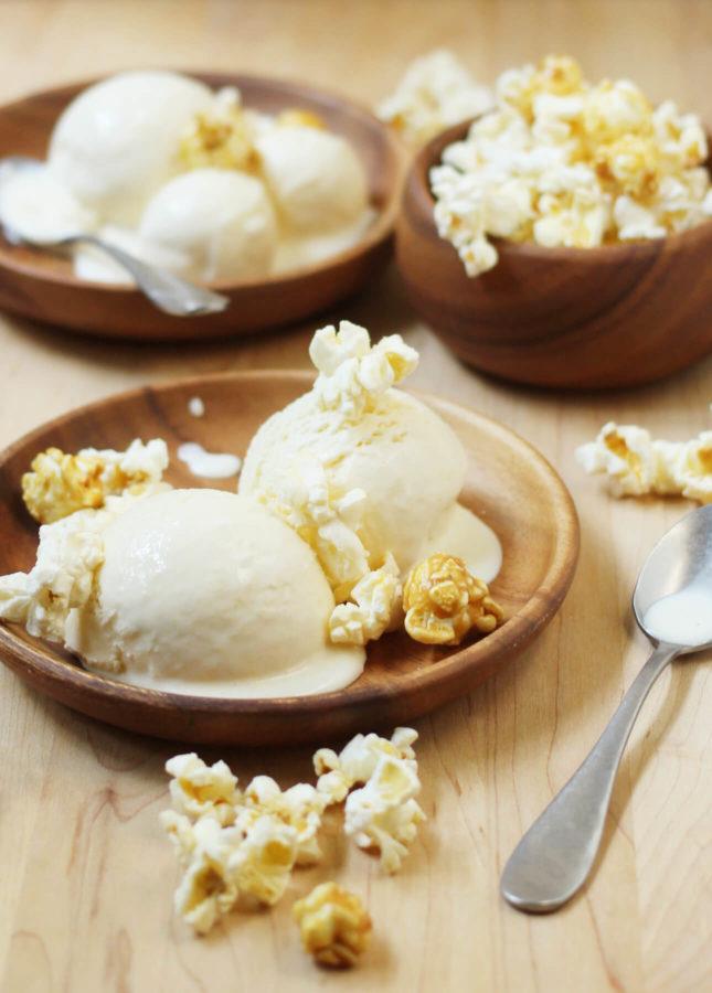 Sweet Corn Gelato // FoodNouveau.com