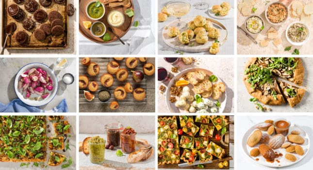 French Appetizers: Modern Bites for a French-Inspired Happy Hour, by Marie Asselin