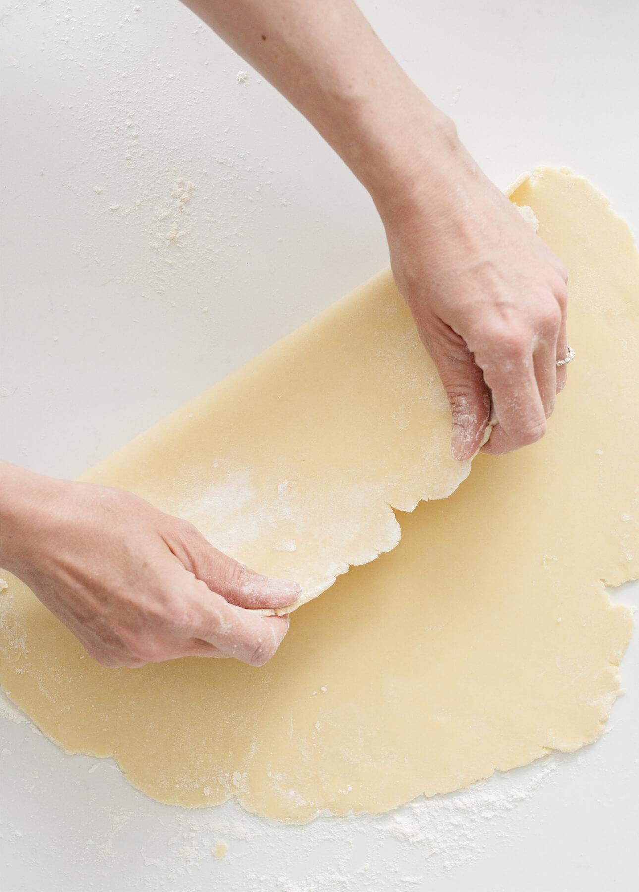 Foolproof Shortcrust Pastry (Food Processor Method)