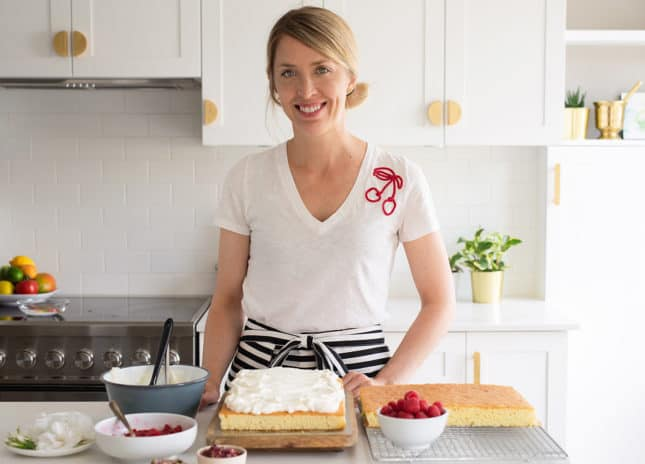 Marie Asselin, award-winning author of culinary blog Food Nouveau, cookbook author, culinary translator, recipe developer, and culinary teacher living in Quebec City, Canada.