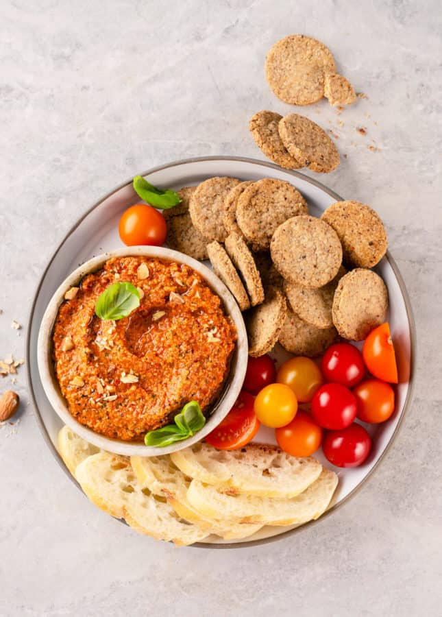 Classic Romesco Sauce // FoodNouveau.com